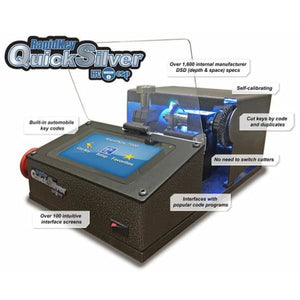 HPC RapidKey Quicksilver 7000 Key Machine
