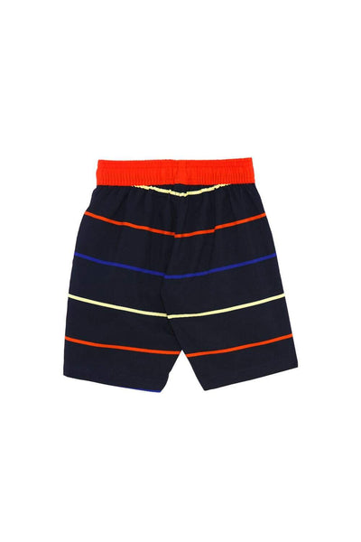 HUGO BOSS BOY STRIPED BEACHWEAR