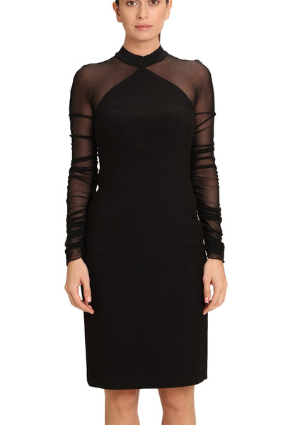 BALENCIAGA BLACK DRESS FOR WOMEN