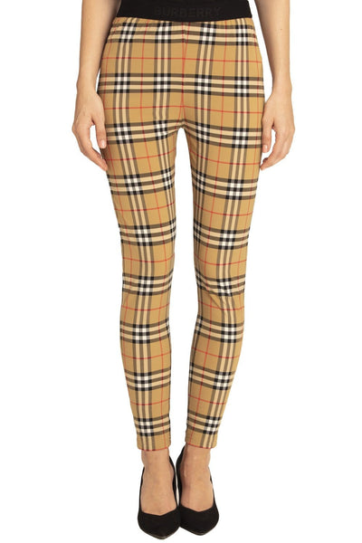 BURBERRY WOMEN LEGGINGS