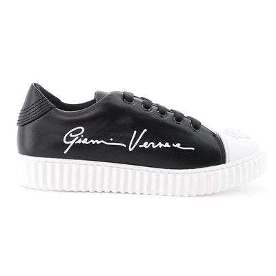 Versace Two-Tone Sneakers