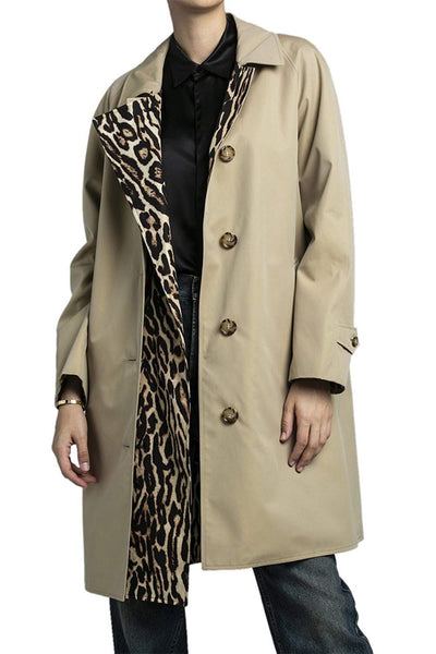 Burberry Classic Trench Coat Honey Brown