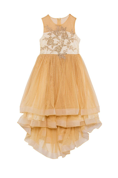 Aoki Golden Princess Dress
