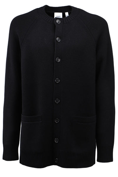 Burberry Black Cardigan