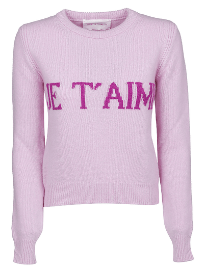 ALBERTA FERRETTI WOMEN WOOL SWEATER