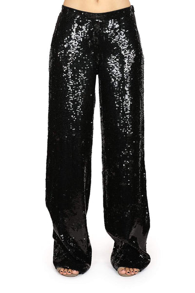 Pinko shimmery trousers