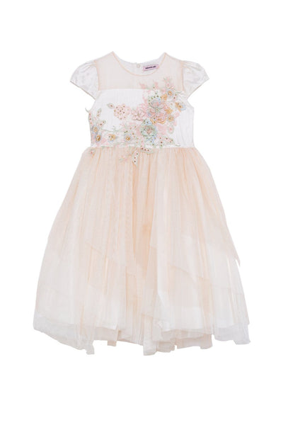 Aoki Beige Girl Dress