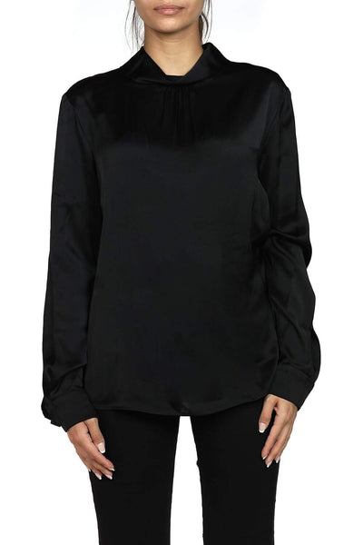 Iceberg Black Blouse