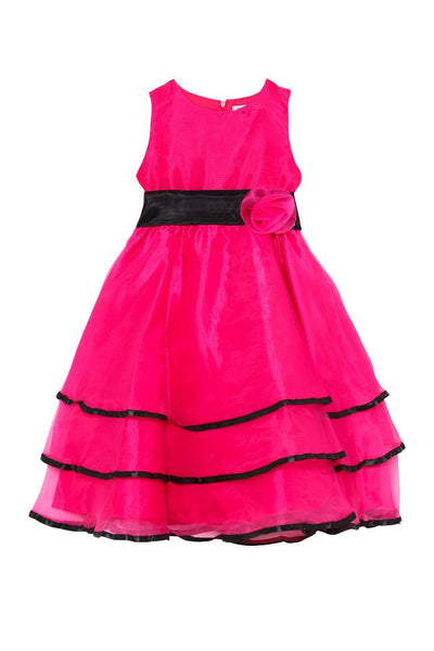 Aoki Little Miss Fuchsia Dress
