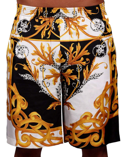 Versace Patterned Male Shorts