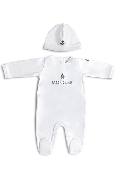 Moncler New Born Onsie
