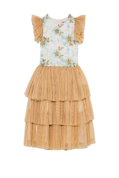 Aoki Beige Princess Dress
