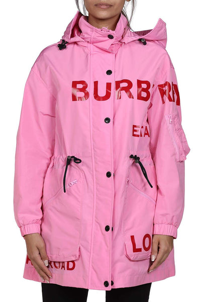 Burberry Pink Buffer Jacket