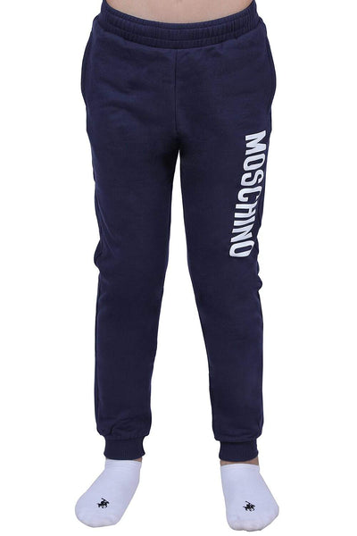 Moschino Kids Jogging Trousers For Boys