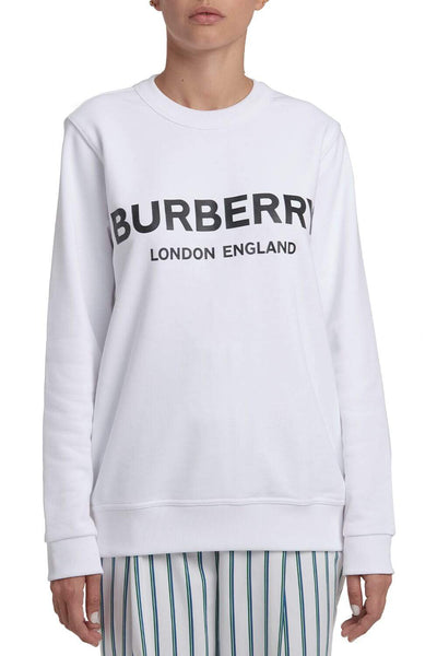 Burberry Logo Sweatshirt
