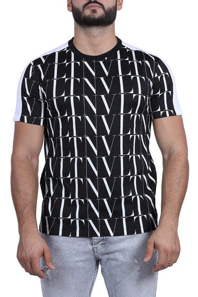 Valentino patterned t-shirt