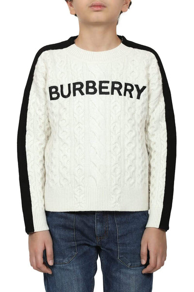 Burberry Logo Knit
