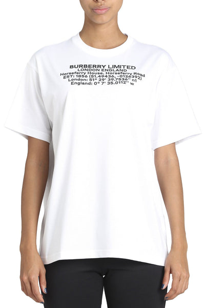 BURBERRY WOMEN TSHIRT