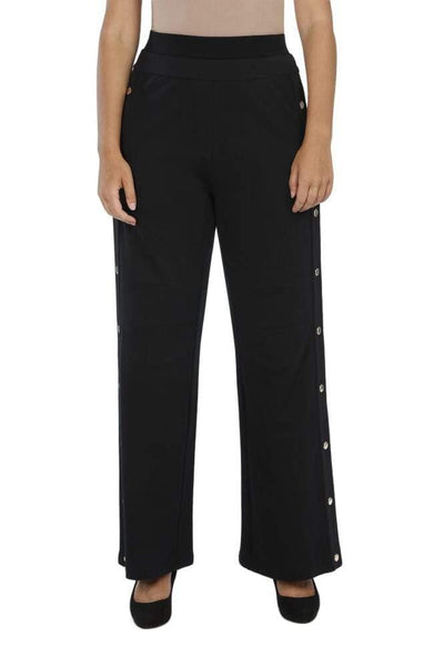 Balmain Side Button Trousers