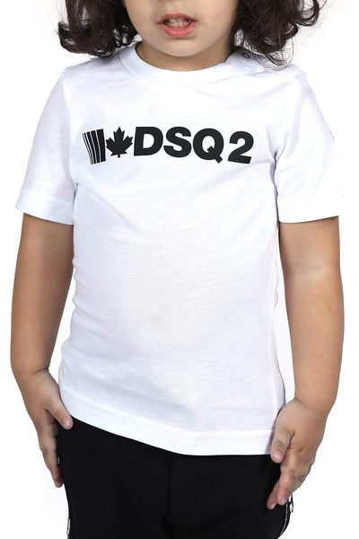 Dsquared2 Girls' Logo T-Shirt