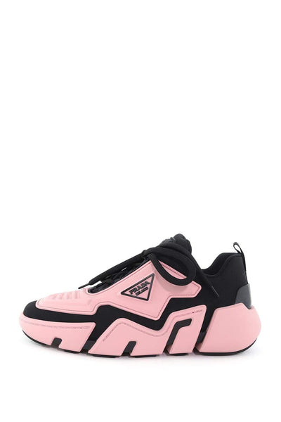 Prada Edgy Sneakers