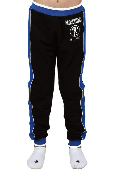 Moschino Kids Panelled Trousers For Boys