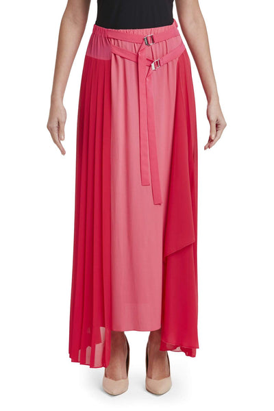 ICEBERG LONG PINK SKIRT