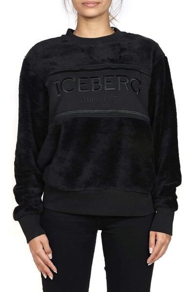 Iceberg Soft Wool Sweatshirt