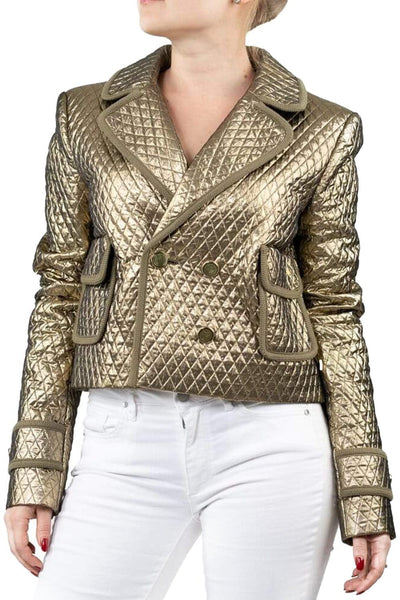 Temperley Embossed Jacket