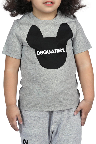 Dsquared2 Boys Dog-Print T-Shirt