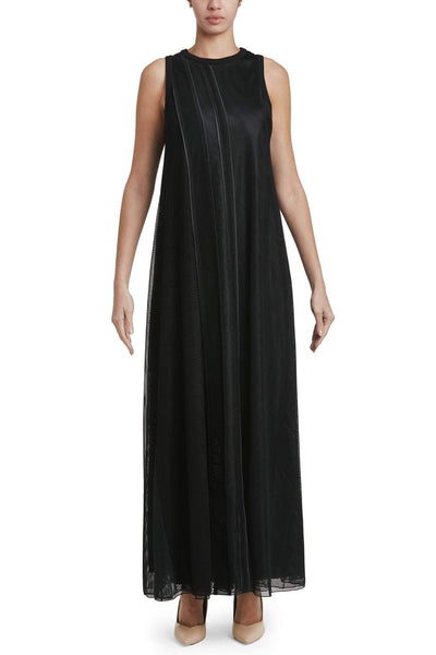 Iceberg Thin Cotton Maxi Dress