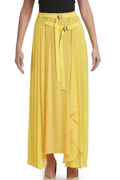Iceberg Yellow Skirt