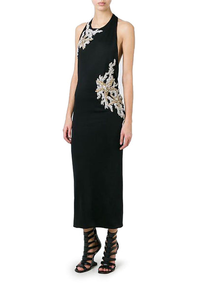 BALMAIN GRAND SOIREE JEWEL GOWN FOR WOMEN