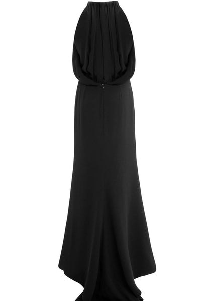 BALENCIAGA MAXI LONG DRESS