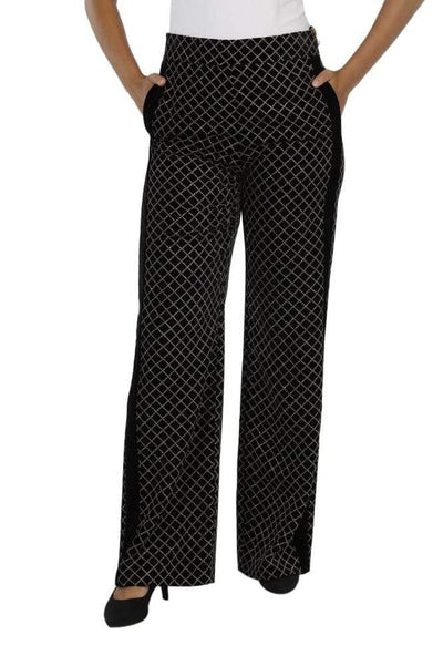 Balmain Sequined Flared Trousers