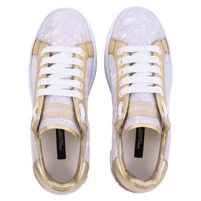Dolce & Gabbana Marble Affect Sneakers