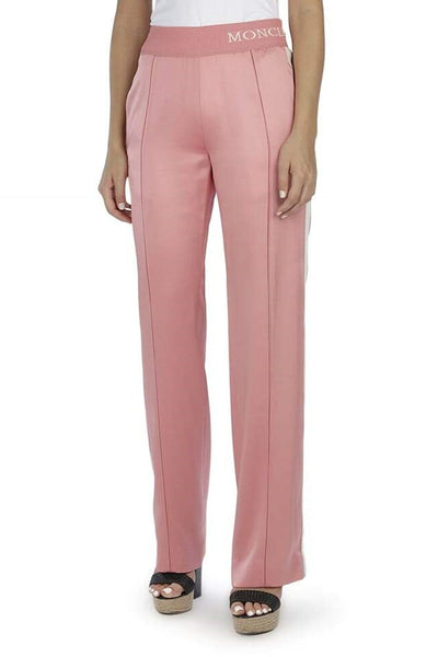 Moncler Pink-White Trousers