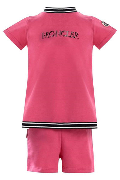 Moncler Cotton Two-Piece Set