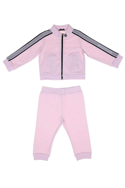 Moncler Cotton Full-Zip Tracksuit