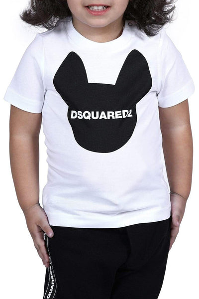 Dsquared2 Dog-Print T-Shirt
