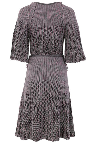 M Missoni Stretch-Knit Dress