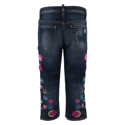 DSQUARED2 GIRL TROUSERS