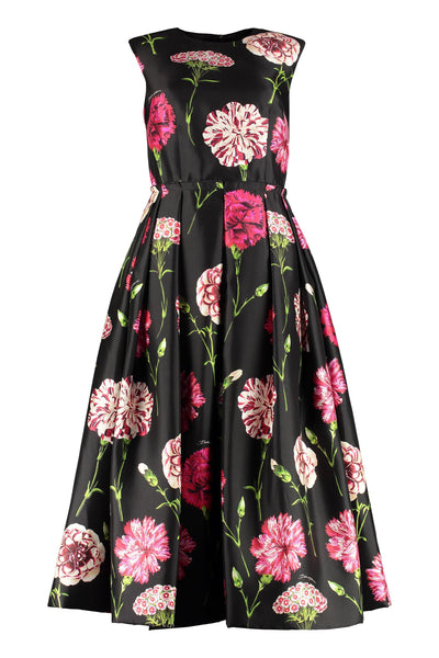 D&G Floral Silk Dress