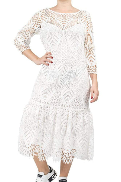 TEMPERLEY NEW MOON DRESS