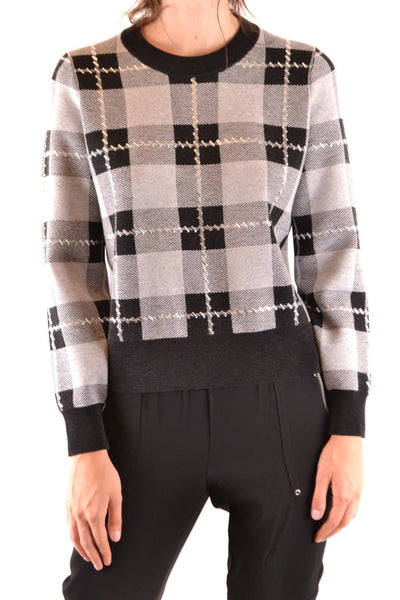 Michael Kors checkered sweater