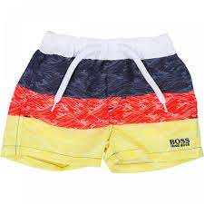 HUGO BOSS BOY BEACHWEAR