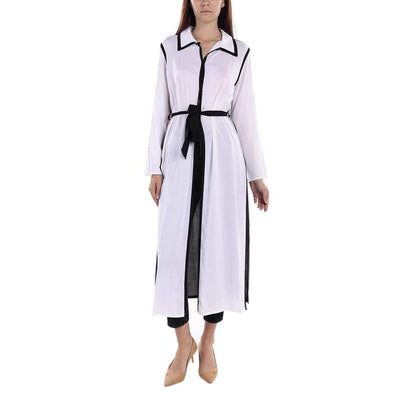 Lagerfeld Robe-Style Dress Shirt
