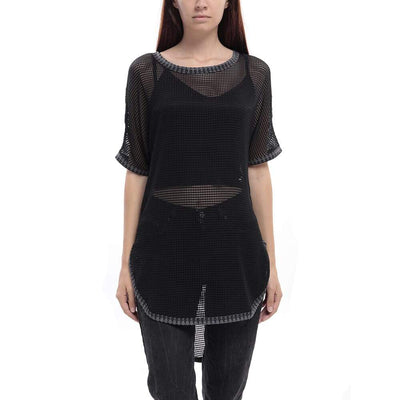 KARL LAGERFELD-WOMAN Maxi T-shirt