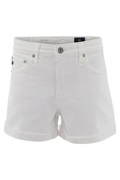 AG - ADRIANO GOLDSCHMIED WOMEN SHORTS