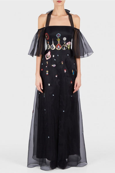 TEMPERLEY ALCHEMY DRESS